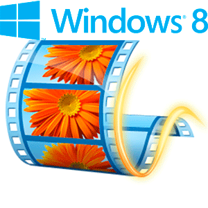 Лого windows movie maker на windows 8