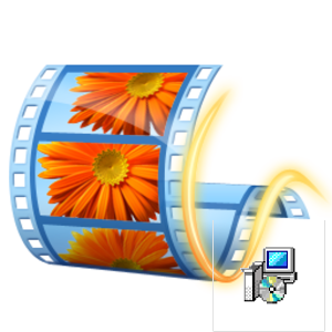 Логотип Windows Movie Maker установка